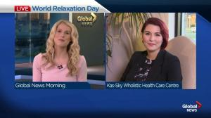 World Relaxation Day: Time to slow down and take it easy