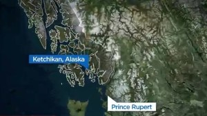 5 dead in Alaskan float plane crash