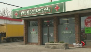RCMP have yet to take action on West Kelowna pot shops
