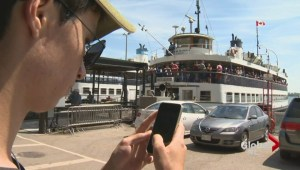 Pokemon GO:  city officials plan signs, barricades to keep players from blocking ferry terminal
