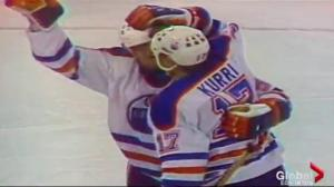 "Edmonton Oilers ""Greatest NHL Team of All Time"" Celebration"