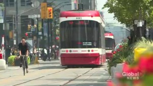 Toronto Mayoral Candidates use King Street Pilot for election gains