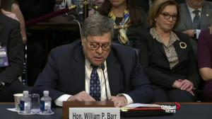 Barr agrees with Trump that immigration laws have to be changed