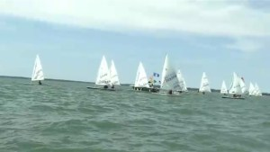 Young sailors converge on Lac Saint-Louis for Pointe-Claire TRY Regatta