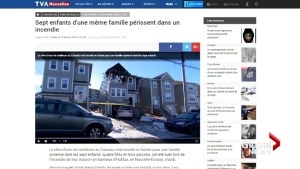 Hateful online comments following fatal Halifax fire