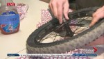 Cycle of Giving: Fixing a Tire
