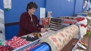 Moncton SPCA Christmas gift wrapping tradition is changing