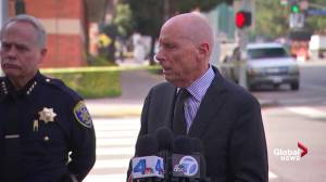 UCLA executive vice chancellor: LAPD robbery and homicide division investigating