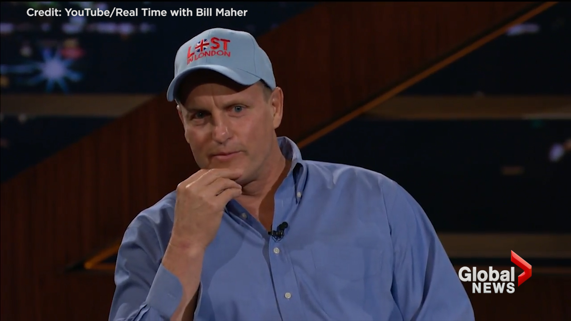 Woody Harrelson's Dinner Date With Donald Trump Did Not End Well