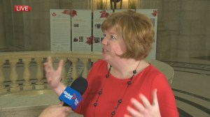 Throne Speech Preview: Mary Agnes Welch