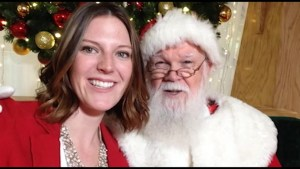 We meet Santa on this edition of CHEX Daily