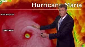 Hurricane Maria strengthens and follows Irma's path