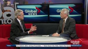 Political analyst weighs in on latest developments in Alberta politics