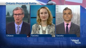 Ontario PC Party race is soap opera meets a reality show