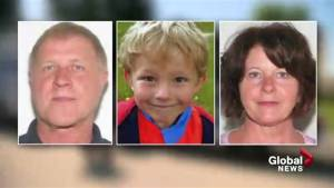 DNA of Nathan O'Brien, grandparents found at accused triple-murderer Doug Garland's farm: expert (01:47)