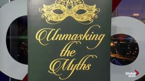Unmasking the Myths Gala in support of Little Warriors