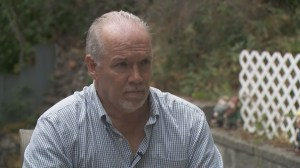 B.C. Premier John Horgan on his plans for the coming year