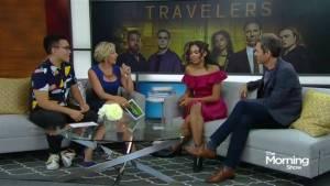 'Travelers' returns for season 2