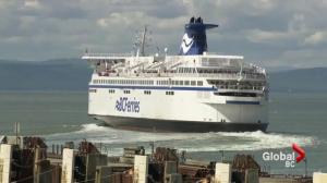BC Ferries C.E.O calls it quits