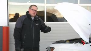 How drivers are coping with Saskatchewan's frigid temperatures