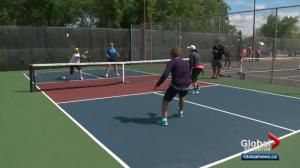 Global Edmonton MVP Sean McCartan is all-in for pickleball