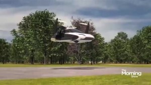 Will you buy the first flying car available to the public?