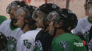 Revamped blue line biggest change for Saskatchewan Huskies men's hockey in 2018-19