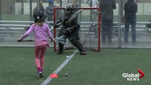 Kelowna Kinsmen keep lacrosse moving in Okanagan