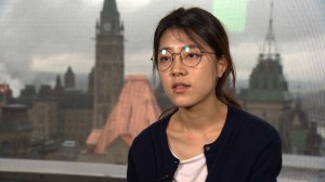 'Remember the people' – a North Korean's message to Canadians