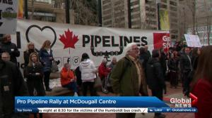 The Trans Mountain pipeline expansion debate continues