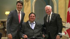 Kent Hehr named new Sport and Persons with Disabilities minister
