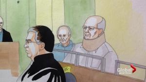 Richard Henry Bain trial begins