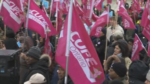 Outside workers vote on deal with city of Toronto