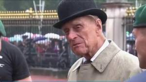 Prince Philip, 96, recovering from hip replacement