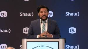 Province to provide $1.5M for 2019 Grey Cup in Calgary