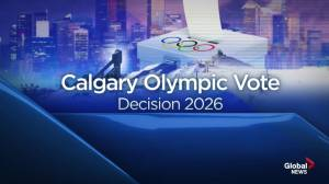 Olympic plebiscite day for Calgarians