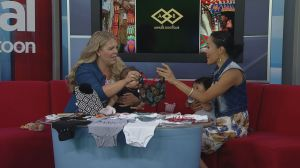 Awasis Boutique offers Indigenous inspired baby and kids fashions