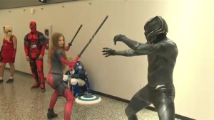 Superheroes, big names and cool costumes, oh my – a top 10 for Montreal Comiccon's 10th