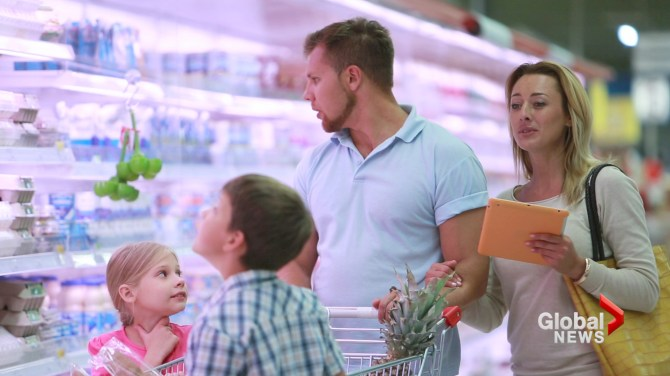 Here's how a family of 4 could save $3K in groceries every year