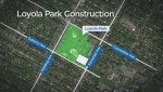 NDG's Loyola park construction causes controversy