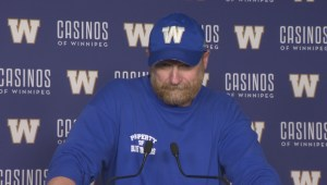 RAW: Blue Bombers Mike O'Shea Media Briefing – July 24