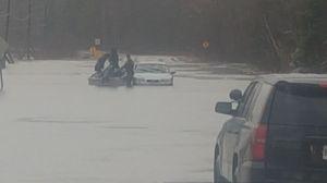 Spring soaker hits southern Ontario