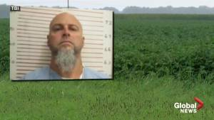 Manhunt for Tennessee inmate who escaped on tractor, accused of killing prison administrator