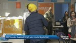 NDP leader Jagmeet Singh Byelection Win