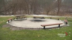 Body found in a North York park fire pit