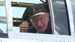 Canadian veteran's dream takes flight