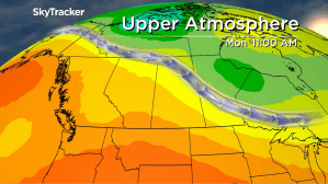 Saskatchewan weather outlook: 40 humidexes kicked out by cold front