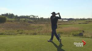 2018 Calgary Flames Celebrity Charity Golf Classic giving in full swing