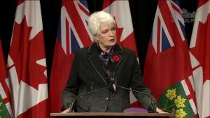Tentative agreement with CUPE represents 'two firsts' says Liz Sandals