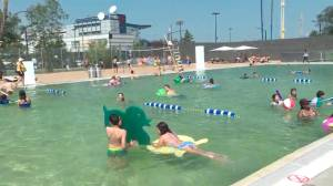 City of Edmonton outdoor pools open for the 2019 summer season